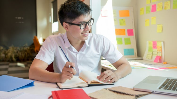 Learn English Online - Cara Membuat Catatan Yang Baik